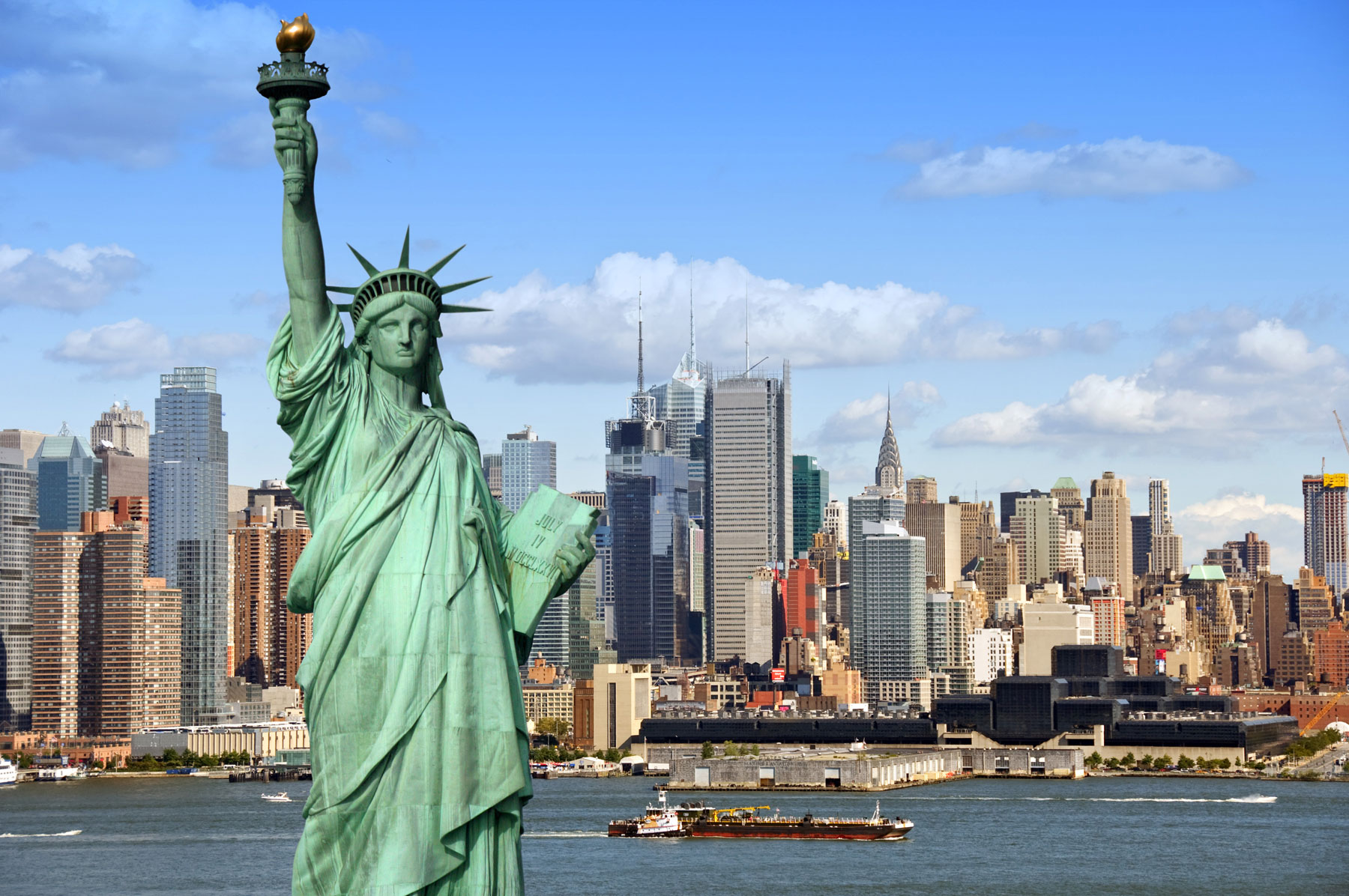 Top Tourism Areas In New York State