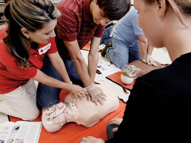 Why Should Your Staff Be First Aid Trained