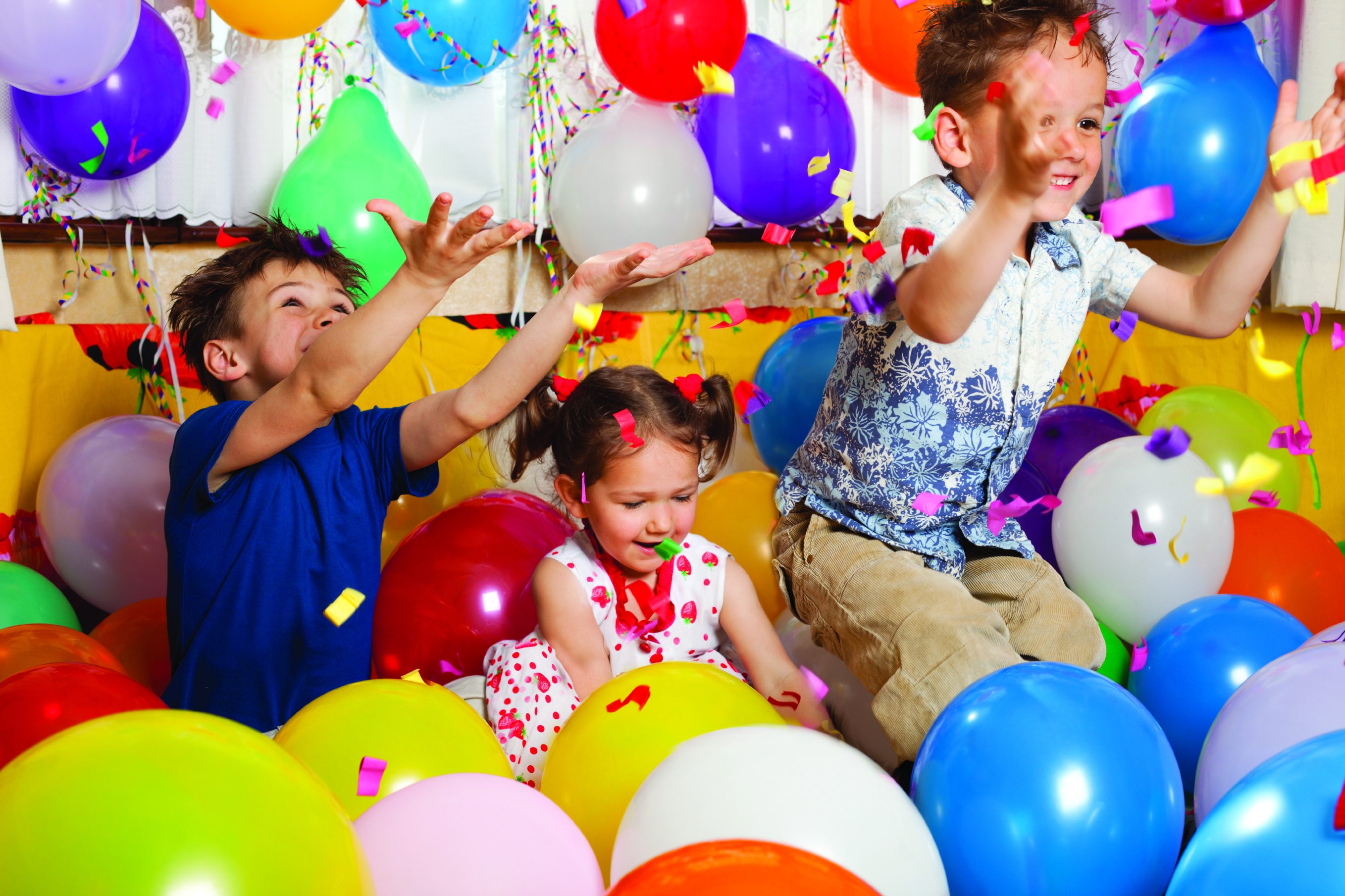 Simple and Fun Kids Party Ideas