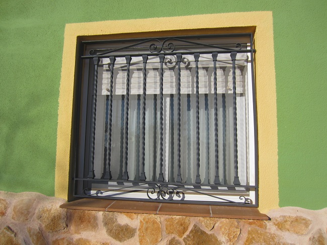 Security Window Screens