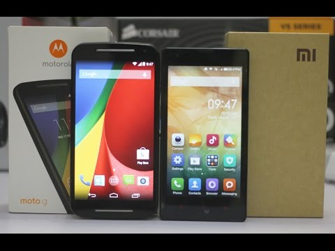 Xiaomi Redmi and New Moto g To Get Most Availability