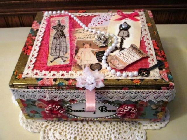 The Adult Craft Box