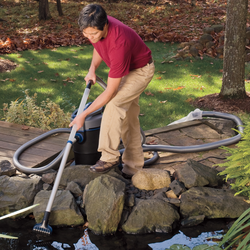 Keep Water Clean With Eminence Pond Vacuum
