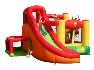 Knowing About The Features Of Jumping Castles Before Selecting Them