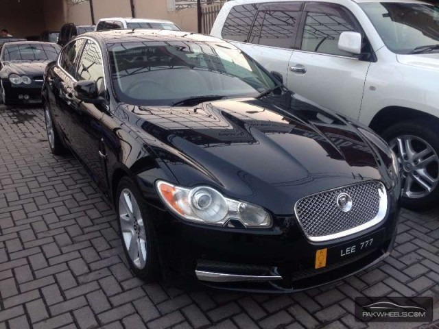 Jaguar Cars in Pakistan