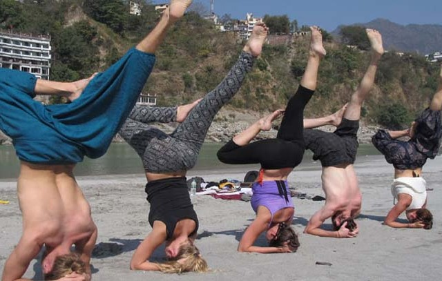 Rishikesh Vacations Which Offer You A Bucket Of Opportunities