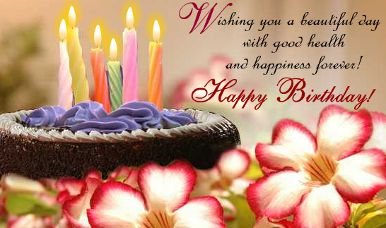 Surprise Birthday Wishes To Your Loved Once