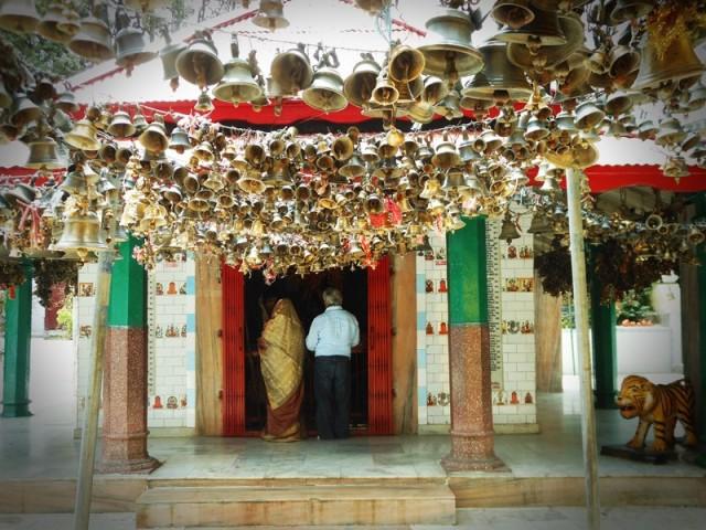 Jhoola Devi temple