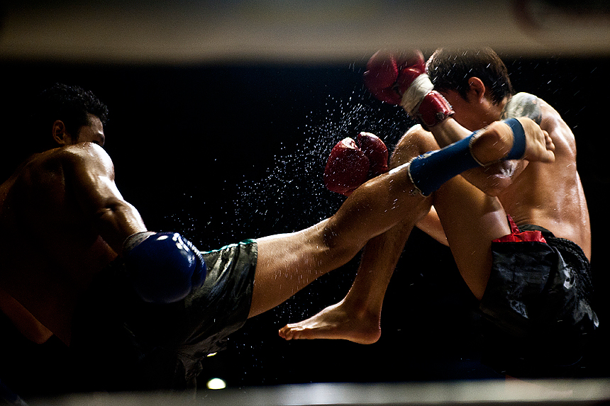 Why Taking Muay Thai Classes Is A Good Idea?
