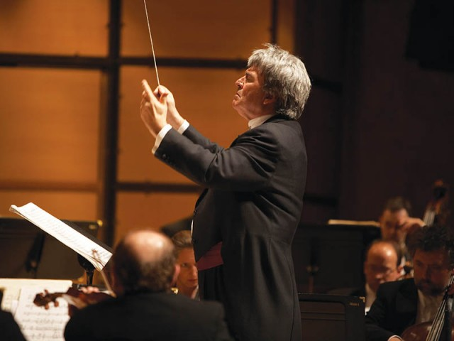 Music Conductor With Passionate Love For Music!