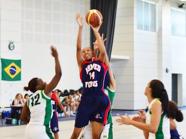 Basketball-Player