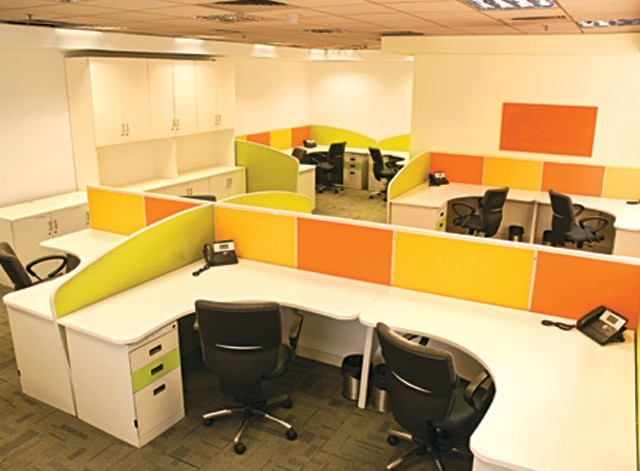furnished office space in Pune