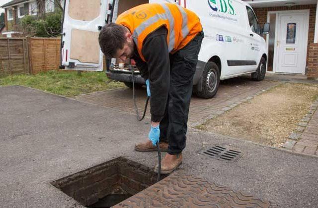 London drainage
