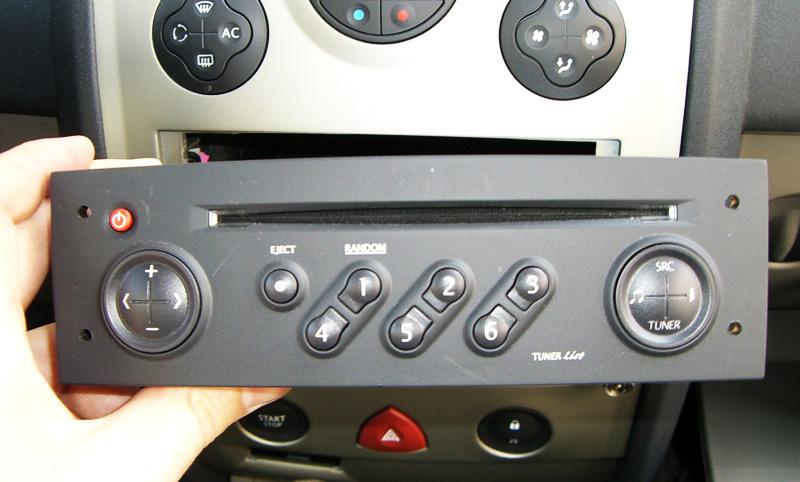 Renault Clio Radio Code