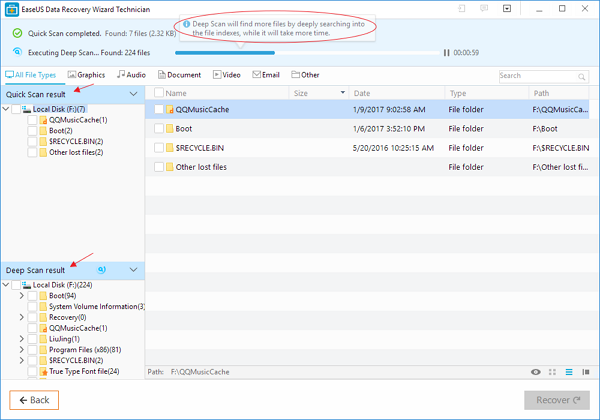 Permanently Deleted Data Recovery