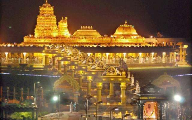 Visit The Religious Temples At The Holy Town Of Tirupati