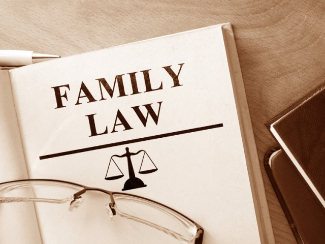 Family Law Attorney - The End Of A Love Story