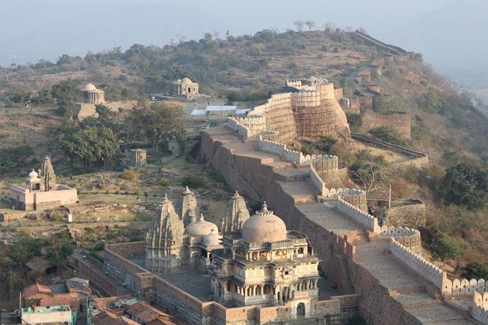 Kumbhalgarh Fort, Rajasthan