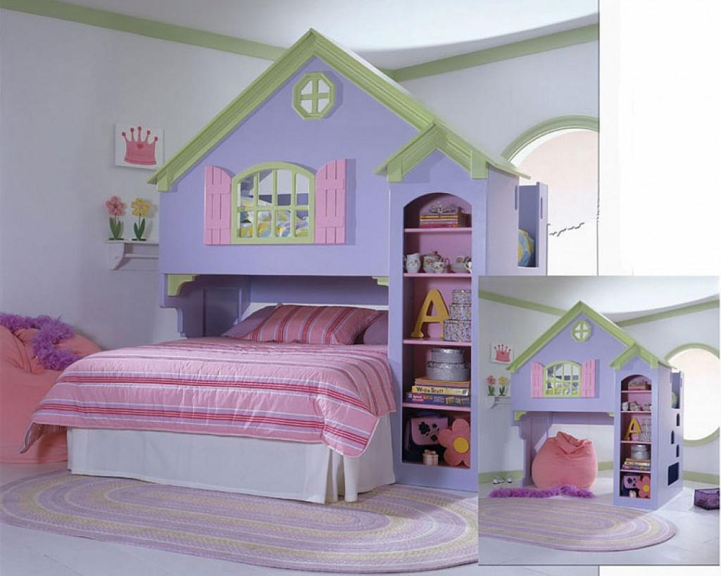 Buy Princess Bunk Beds For Your Princess