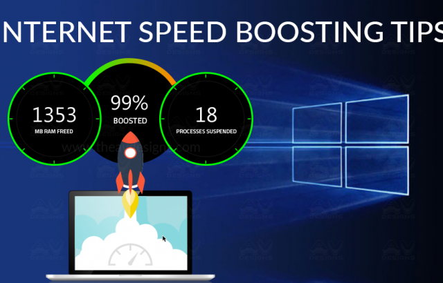internet speed boosting