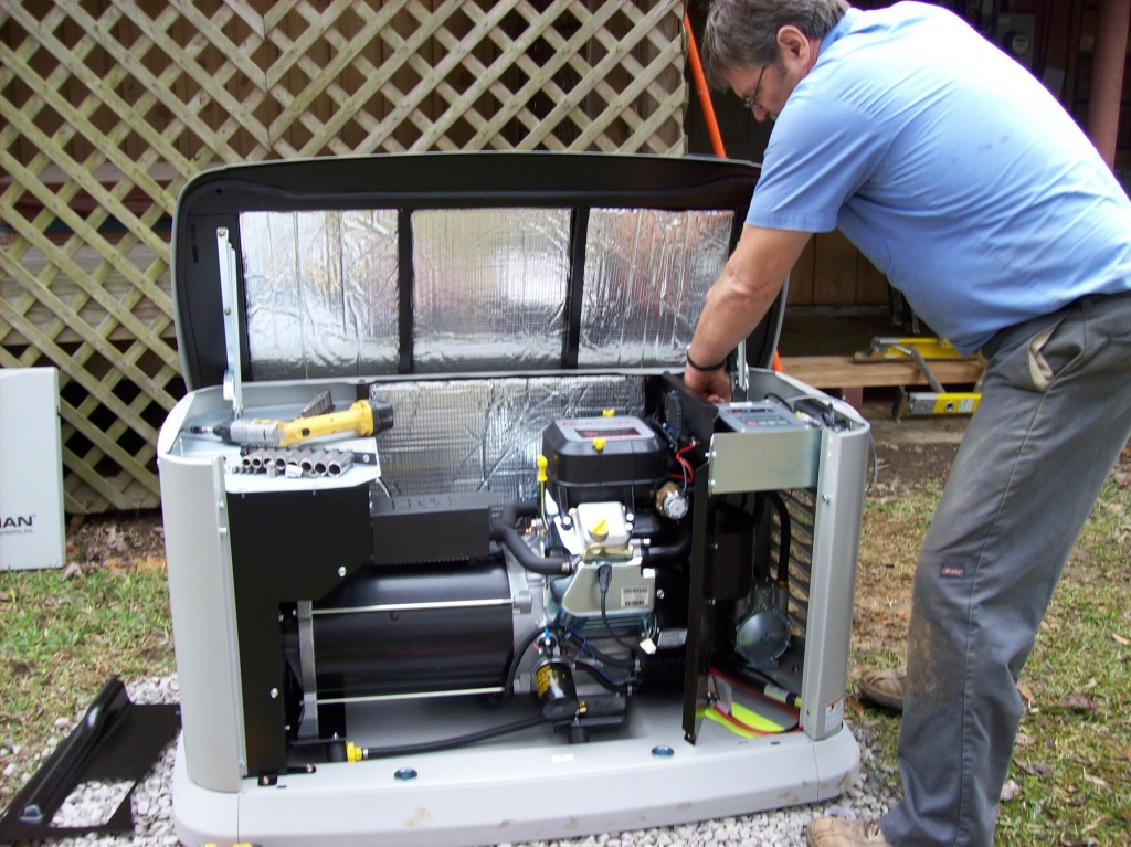 Take Care of Your Diesel Generator