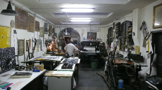 A Quick Peek At The History Of Letterpress Printing