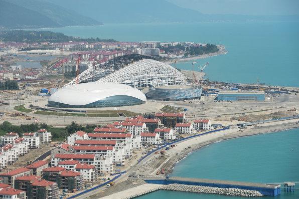 In Sochi, running IT is an Olympics-sized Job