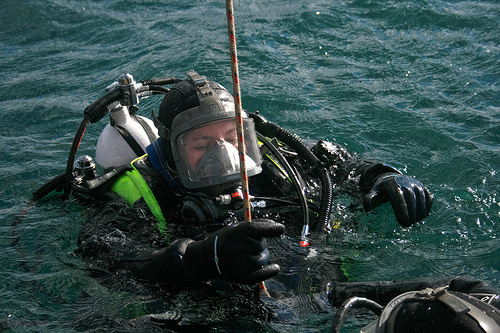 Be A Professional Commercial Diver Within 20 Weeks