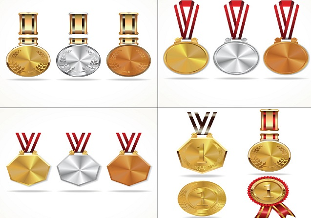 Key Features For Your Winning Medals