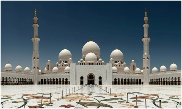 Luxurious Abu Dhabi