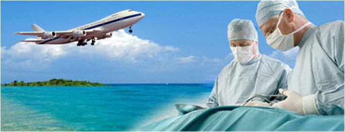 Travelling For Health To India