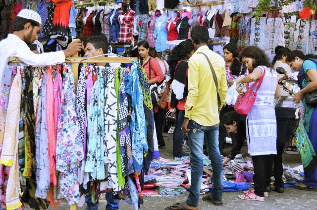 Bandra Street Shopping