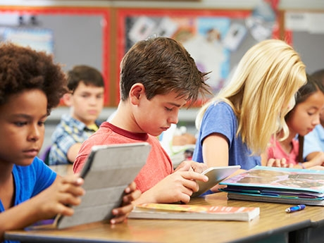 INTEGRATION OF ADVANCED TECHNOLOGY RESOURCES IN CLASSROOM SETTING