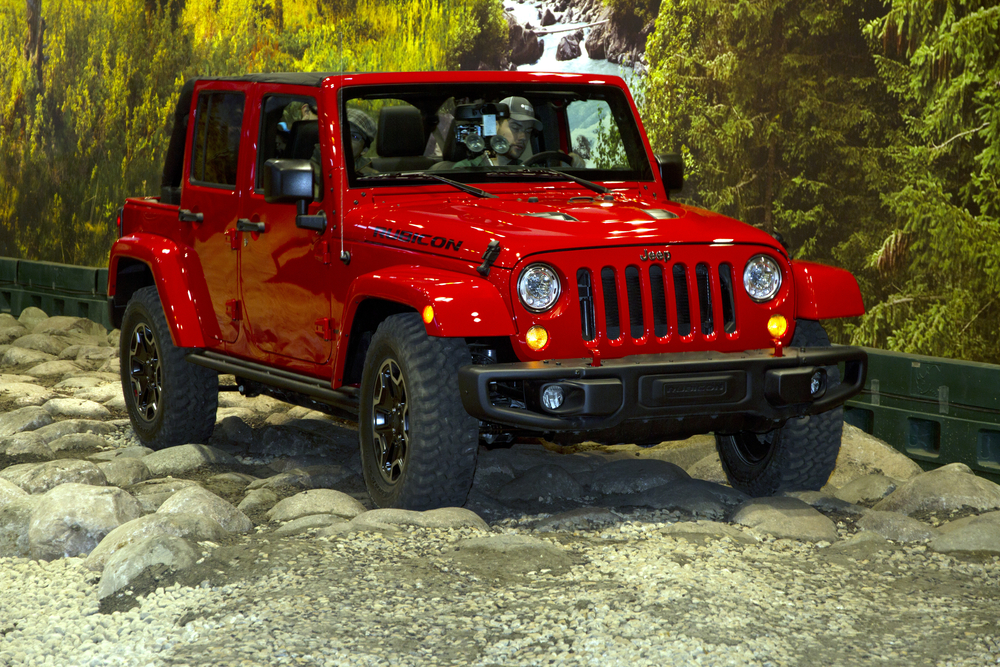 How To Personalize Your Jeep With Rim And Tire Packages