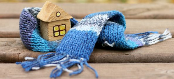 How To Stay Warm At Home Without Much Heat