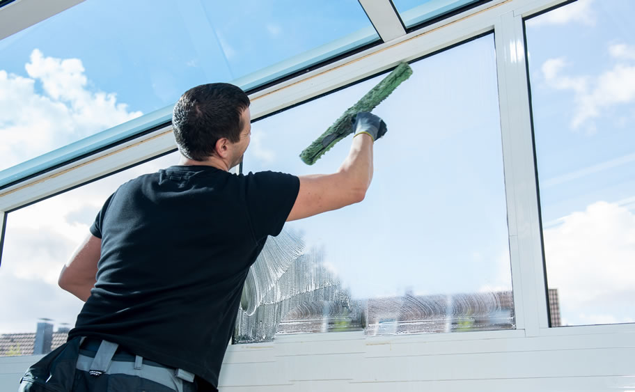Professional Window Cleaning Services Davie, Florida