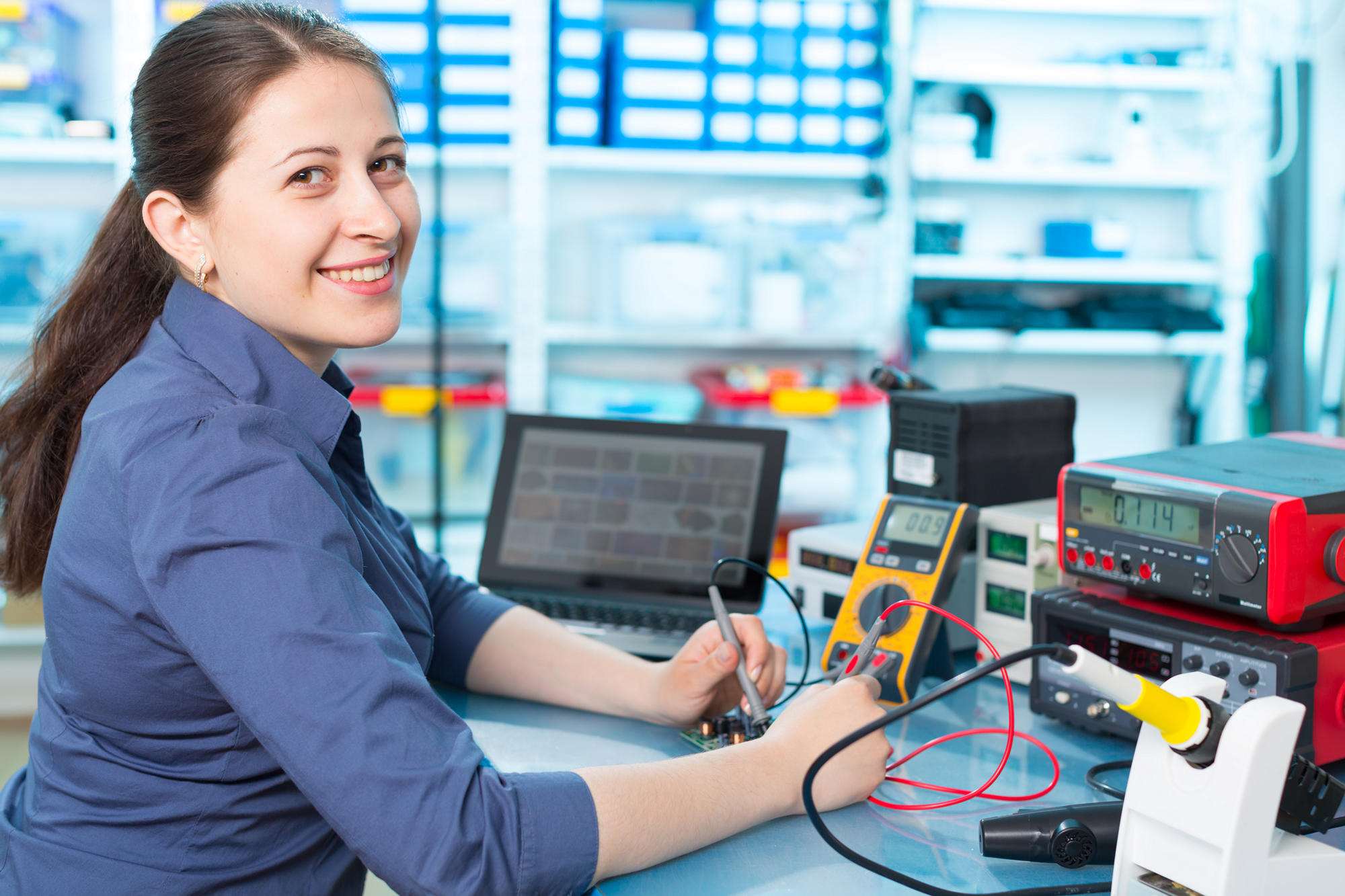 Electronics Products testing